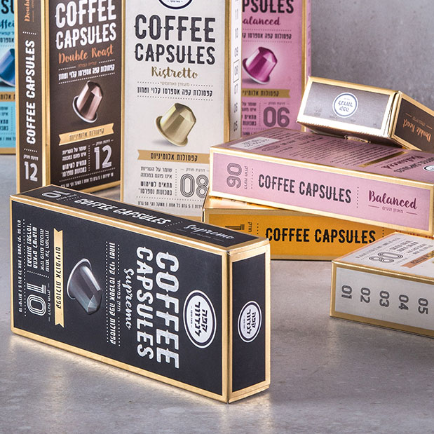 הכל אודות קפסולות קפה2