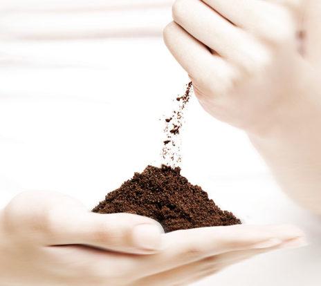 קפה טחון illy