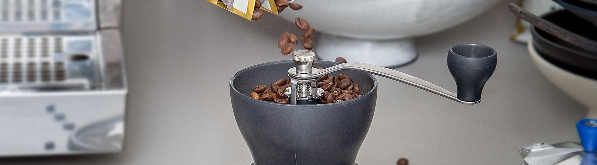 מטחנות קפה ידניות