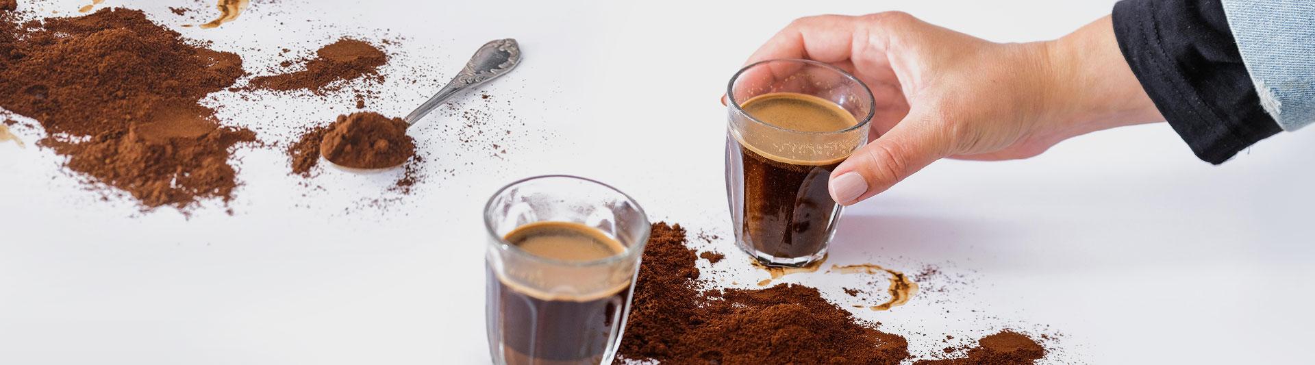 קפה שחור לנדוור