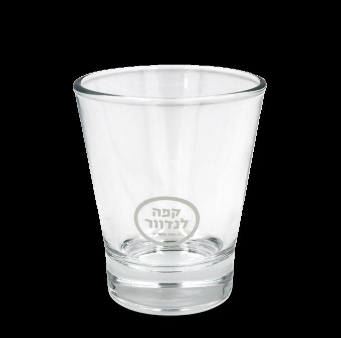 ספל זכוכית - אספרסו - קפה לנדוור 2