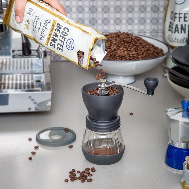 איך לבחור פולי קפה - מדריך 1