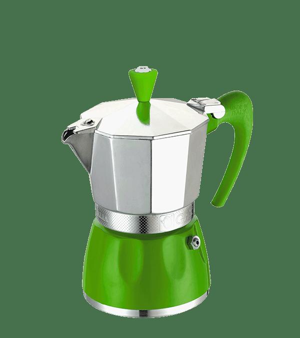 מקינטה 3 כוסות GAT דגם דליצה - ירוק