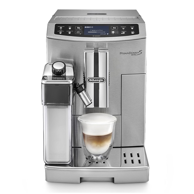 מכונת קפה אוטומטית Delonghi PrimaDonna Ecam 510.55.M