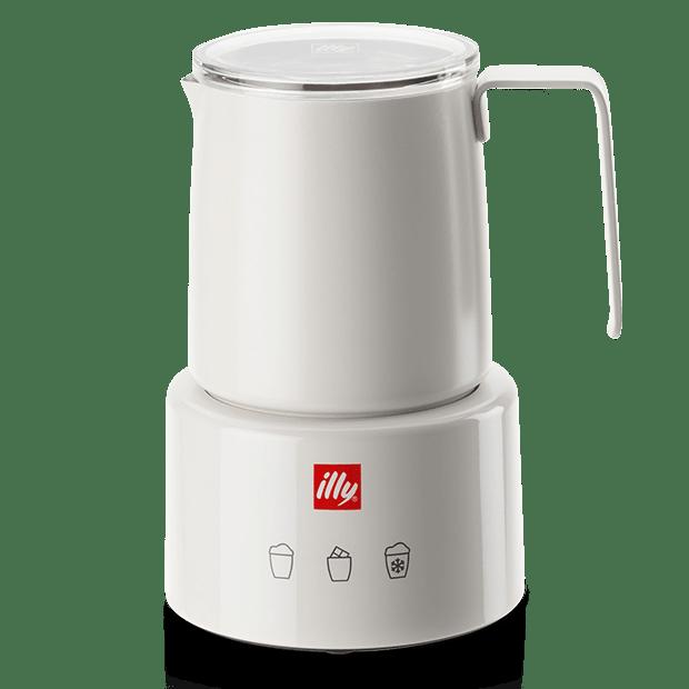 מקציף חלב אוטומטי illy - במבצע
