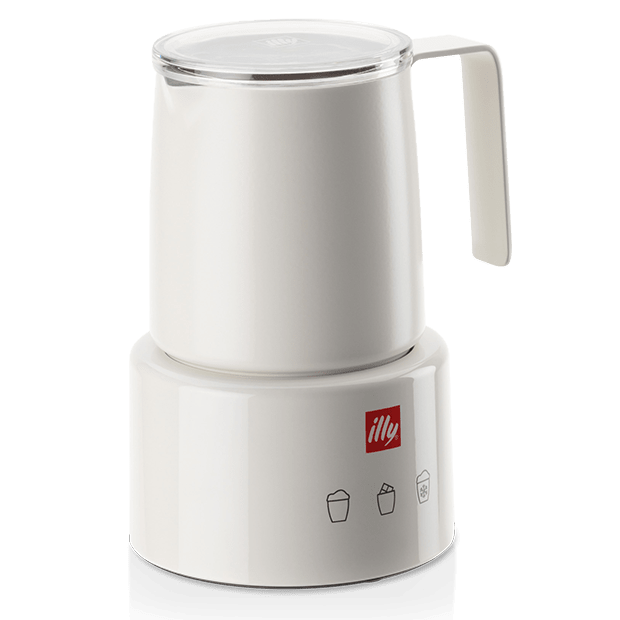 Illy Milk Frother3