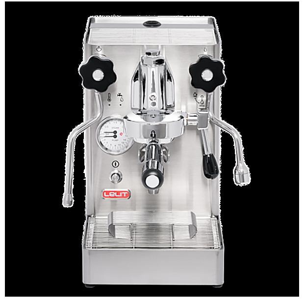 מכונת קפה מקצועית - Lelit - דגם MaraX PL62X