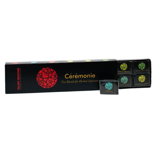 תה סרמוני - מארז מתנה - Tea Gift Collection