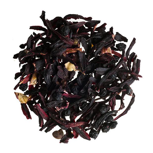 תה סרמוני - חליטת פירות יער בתפזורת - 60 גרם
